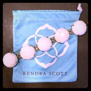 Kendra Scott Cassie Bracelet in White